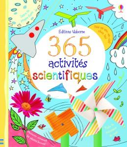 365 activites scientifiques usborne