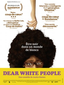 Dear White People - Affiche