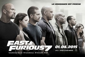 Fast and Furious 7 la vengeance approche