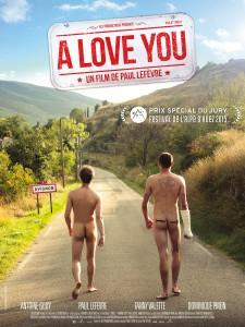 A Love You - Affiche
