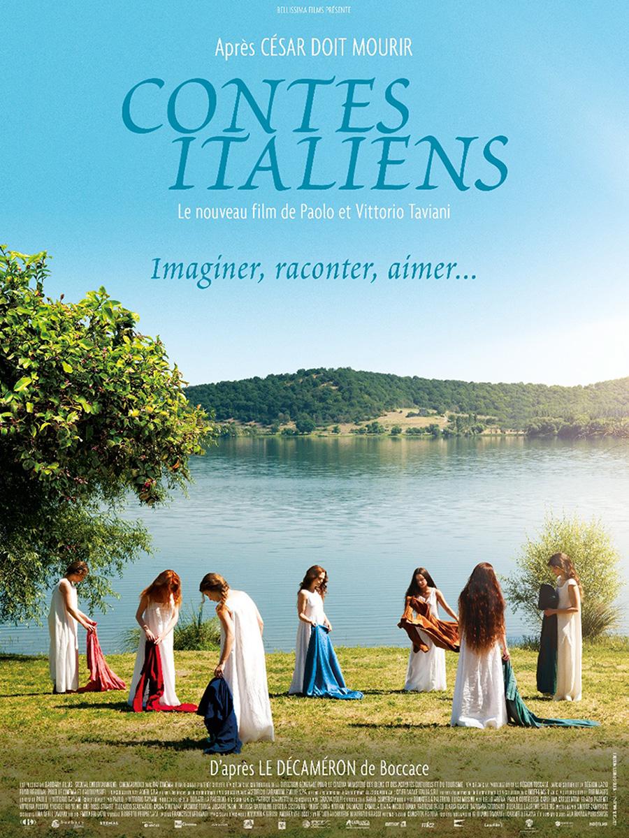 Contes Italiens - Affiche