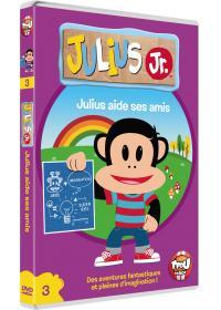 Julius Jr volume 3 Julius aide ses amis