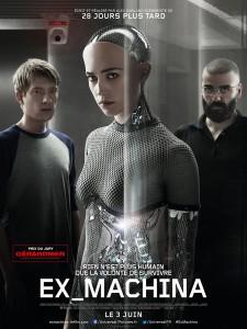 Ex Machina - Affiche