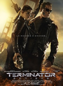 Terminator- Genisys - Affiche