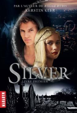 silver,-livre-premier-Kerstin Gier