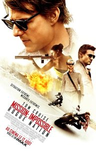 Mission- Impossible - Rogue Nation - Affiche