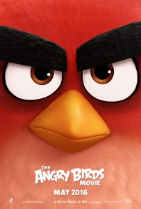 Affiche Angry Birds movie