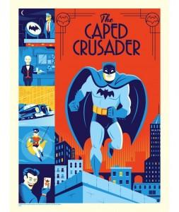 The Caped Crusader de Dave Perillo