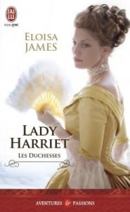 les-duchesses-tome-3-lady-harriet-eloisa-james