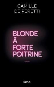 Blonde a forte poitrine Camille de Perretti