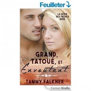 Grand tatoue et envoutant Tome 1 freres Creed de Tammy Falkner