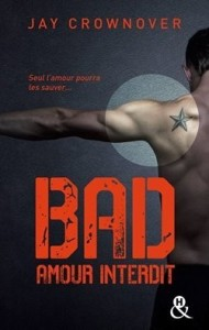 bad-amour-interdit-Jay Crownover