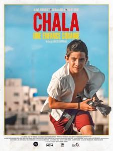 Chala, une enfance cubaine - Affiche