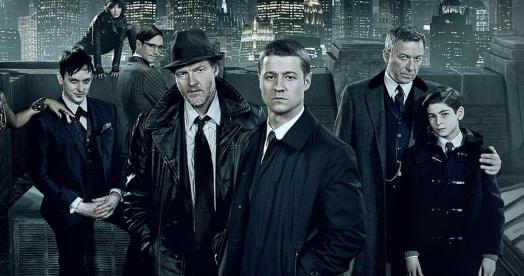 Gotham Serie TMC