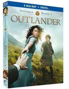 Integrale Saison 1 Outlander Serie Sony