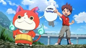 Yo kai watch dessin anime