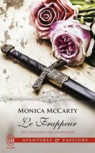 Les Chevaliers des Highlands - Tome 10 - Le Frappeur de Monica McCarty