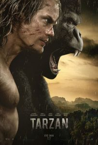 Tarzan The Legend of Tarzan Movie