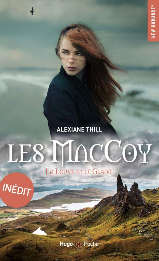 La Louve et le Glaive - Les MacCoy #3 - Alexiane Thill