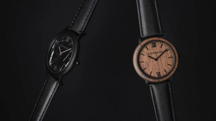 WoodWatch minimal men