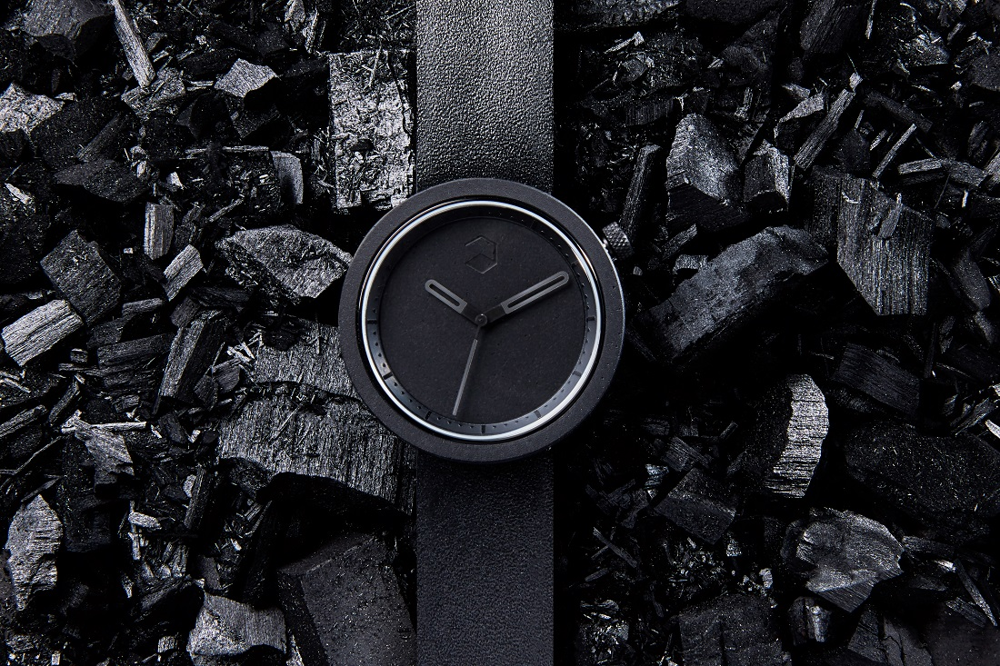 Aggregate Watches black 2