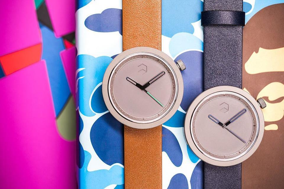 Aggregate Watches collection