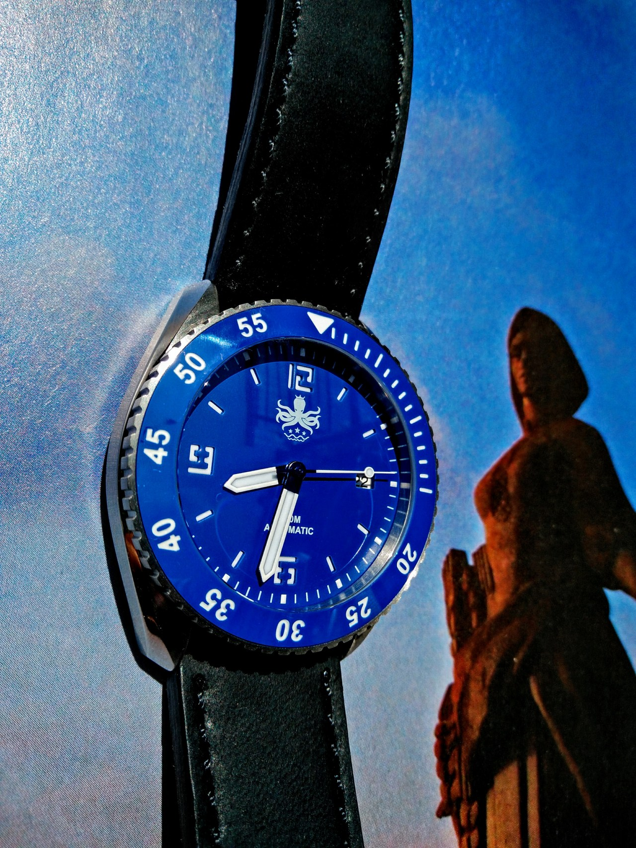 Phoibos Reef Master Diver Watch review
