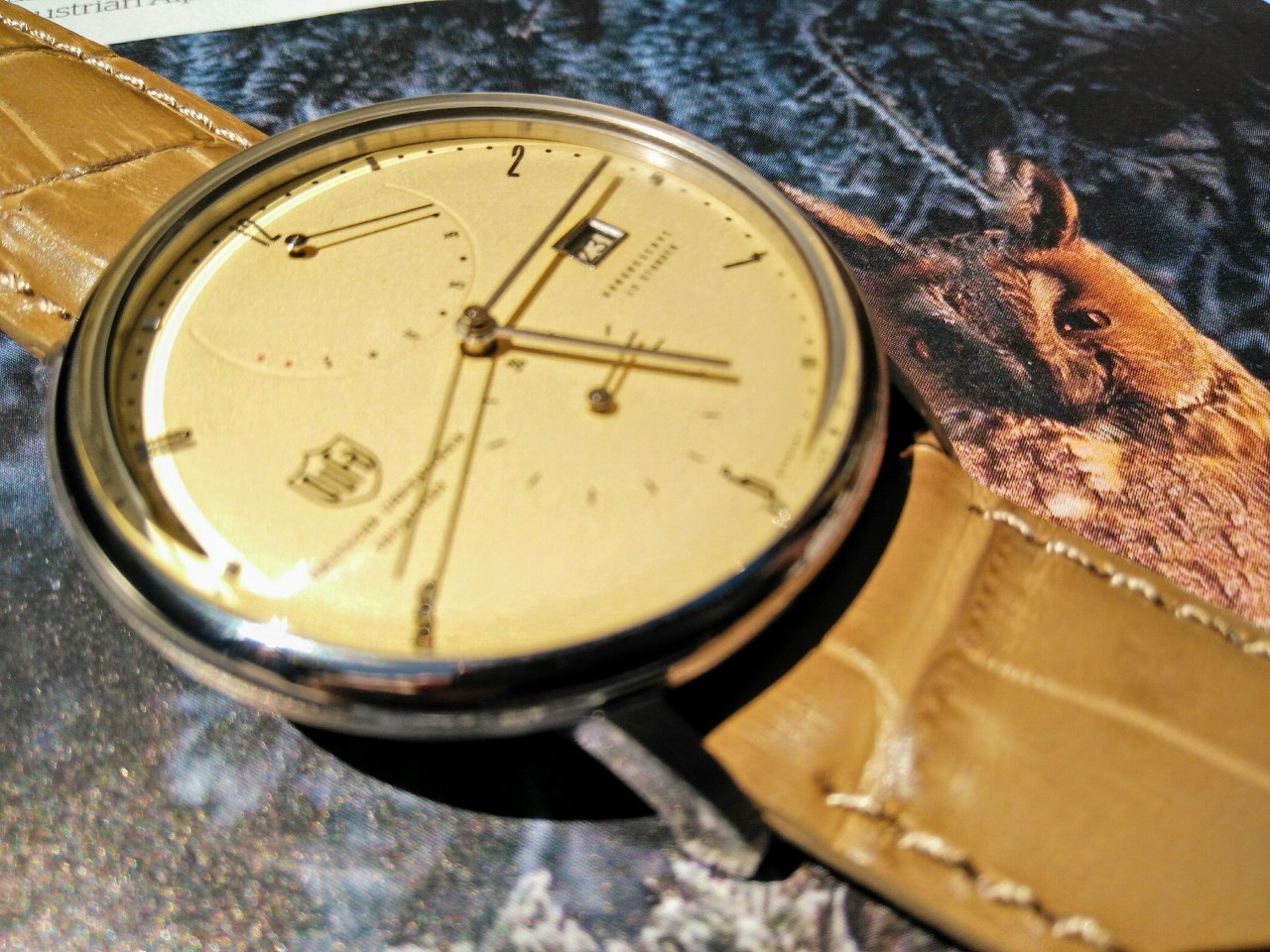 DUFA Watch Albers Automatic review
