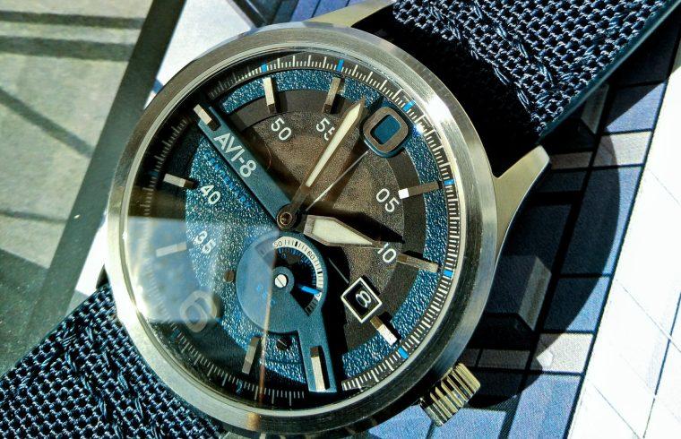 AVI-8 flyboy 1980 Centenary Watch