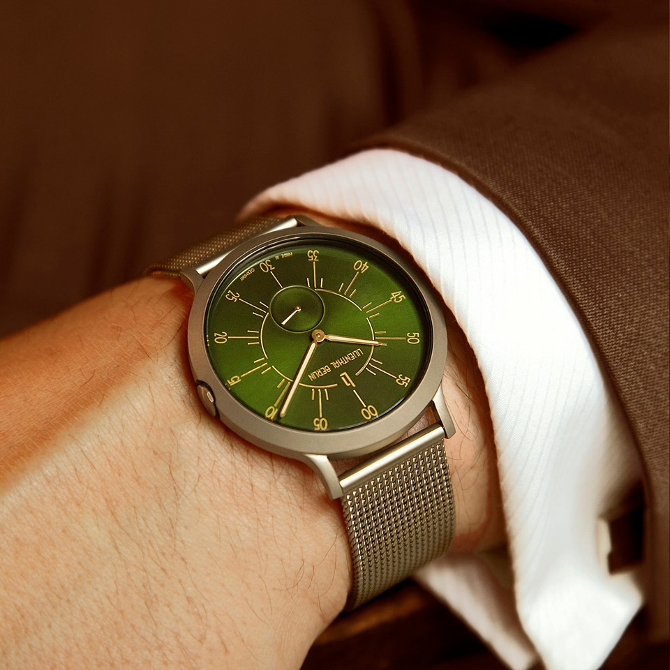Lilienthal Berlin Watches Limited edition
