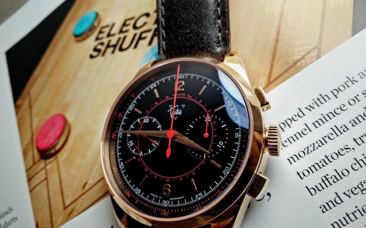 Le Mans 1952 Chronograph