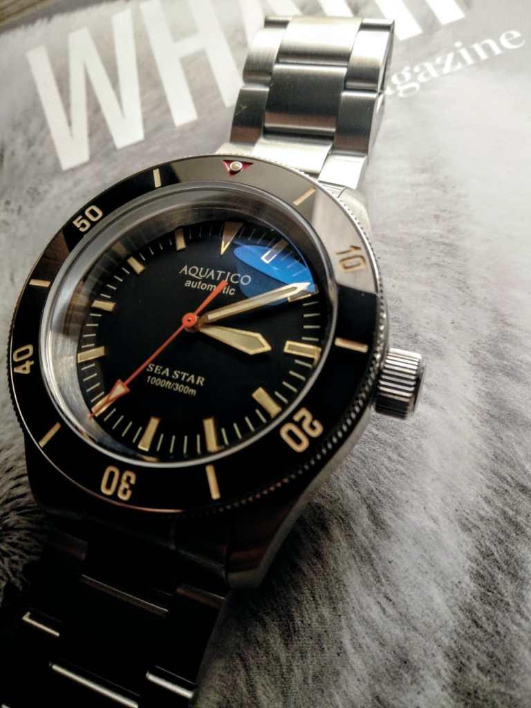 Aquatico Sea Star V2