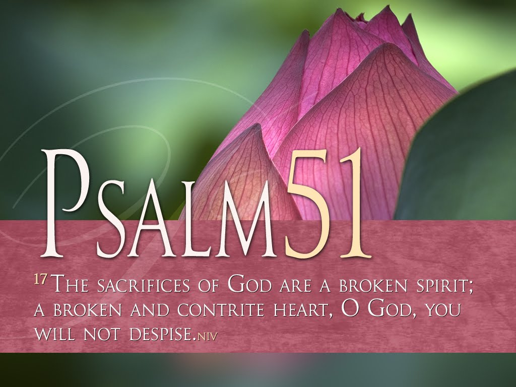 Image result for psalm 51