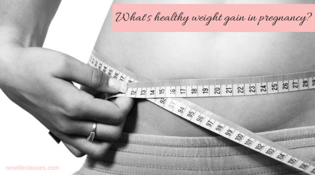Photo of Healthy weight gain in pregnancy