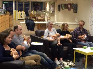 Photo of Breastfeeding with New Life Antenatal Classes