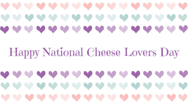 Happy National Cheese Lovers Day image