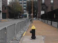 Parking Meters and Barricades 010