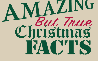 Amazing But True Christmas Facts