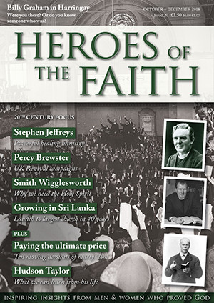 Heroes of the Faith magazine October 2014 issue number 20