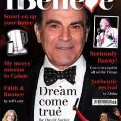 iBelieve Magazine August 2016 issue
