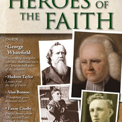 Heroes of the faith magazine issue three