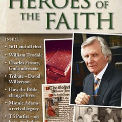 Heroes of the faith magazine issue seven