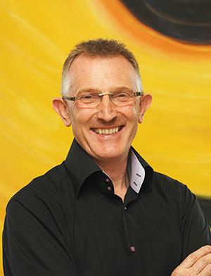 Peter Wreford, iBelieve Magazine editor