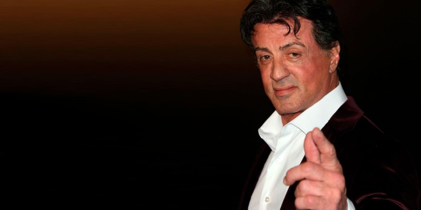 Sylvester Stallone says you need church