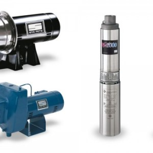 well pumps sales and service