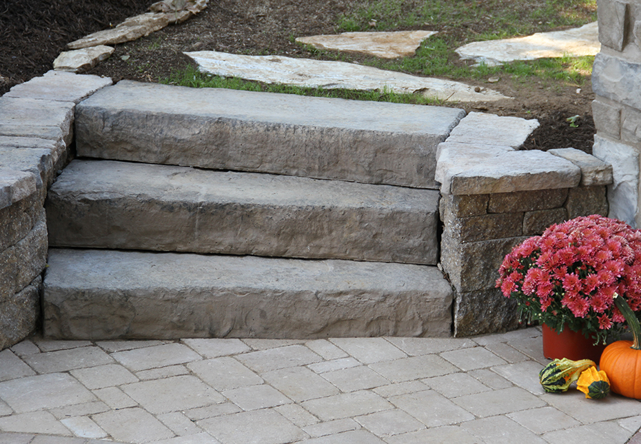 Step Collection Newline Hardscapes