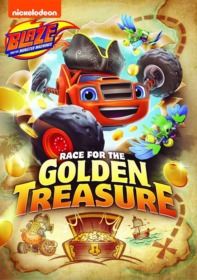 Race for the Golden Treasure