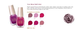 Lakme Fantasy Collection Enrich Satin Nail Color 249