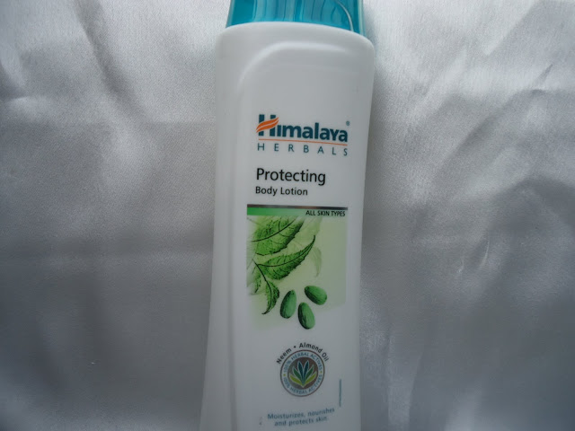 Himalaya Protecting Body Lotion Review