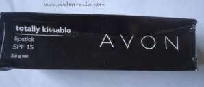 Avon Totally Kissable Lipstick Loving Lilac Review, Swatches